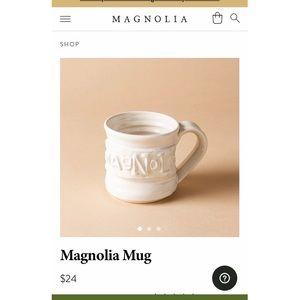 10/$25 Magnolia Market Stone Embossed Mug